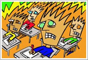Ansiedad en los docentes