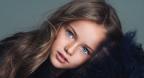 Se llama Kristina Pímenova, tiene 9 años y es la 'niña más bonita del mundo'