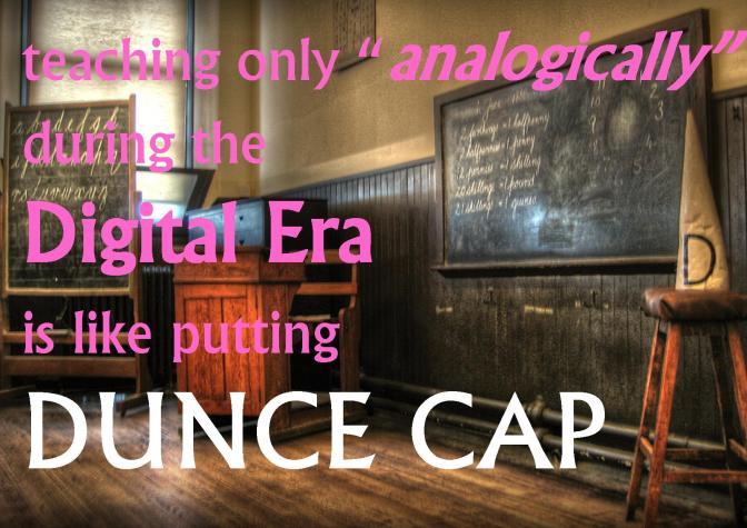 """Texto sobre Imagen """"Dunce"""" de Gary Birnie (Fuente Flickr)  Algunos derechos reservados"""
