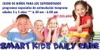 Educación infantil – cuido de niños para superdotados