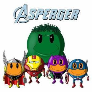 asperger power