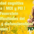 Modificabilidad cognitiva estructural – MCE y PEI – Metodo Dr. Feuerstein ahora en Puerto Rico